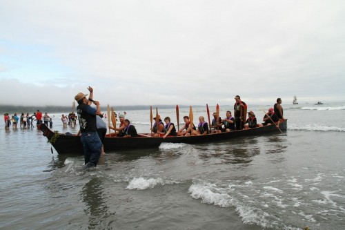 Paddle to Quinault