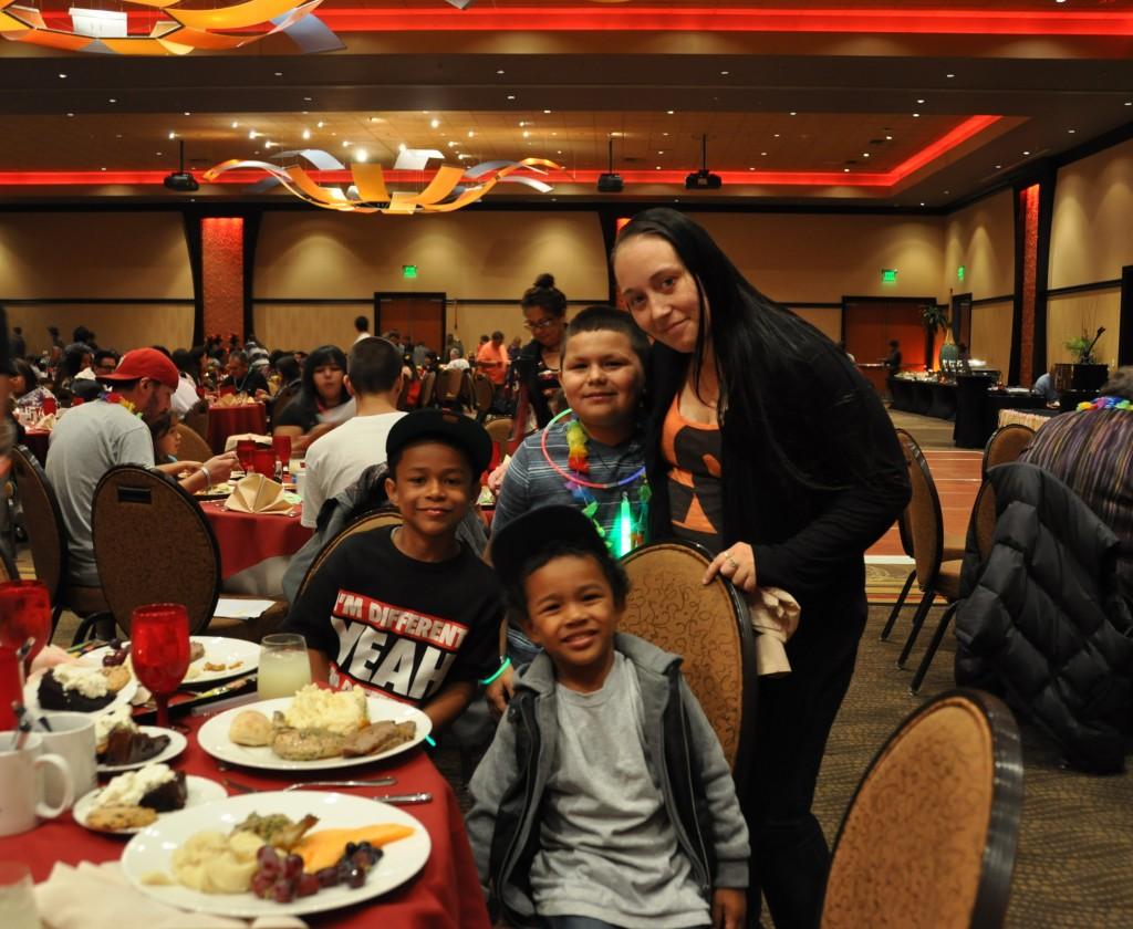 Sarah Murphy and Children2
