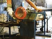 Hot Shop glass blowing at Everett Schack Art CenterPhoto from Schack.org
