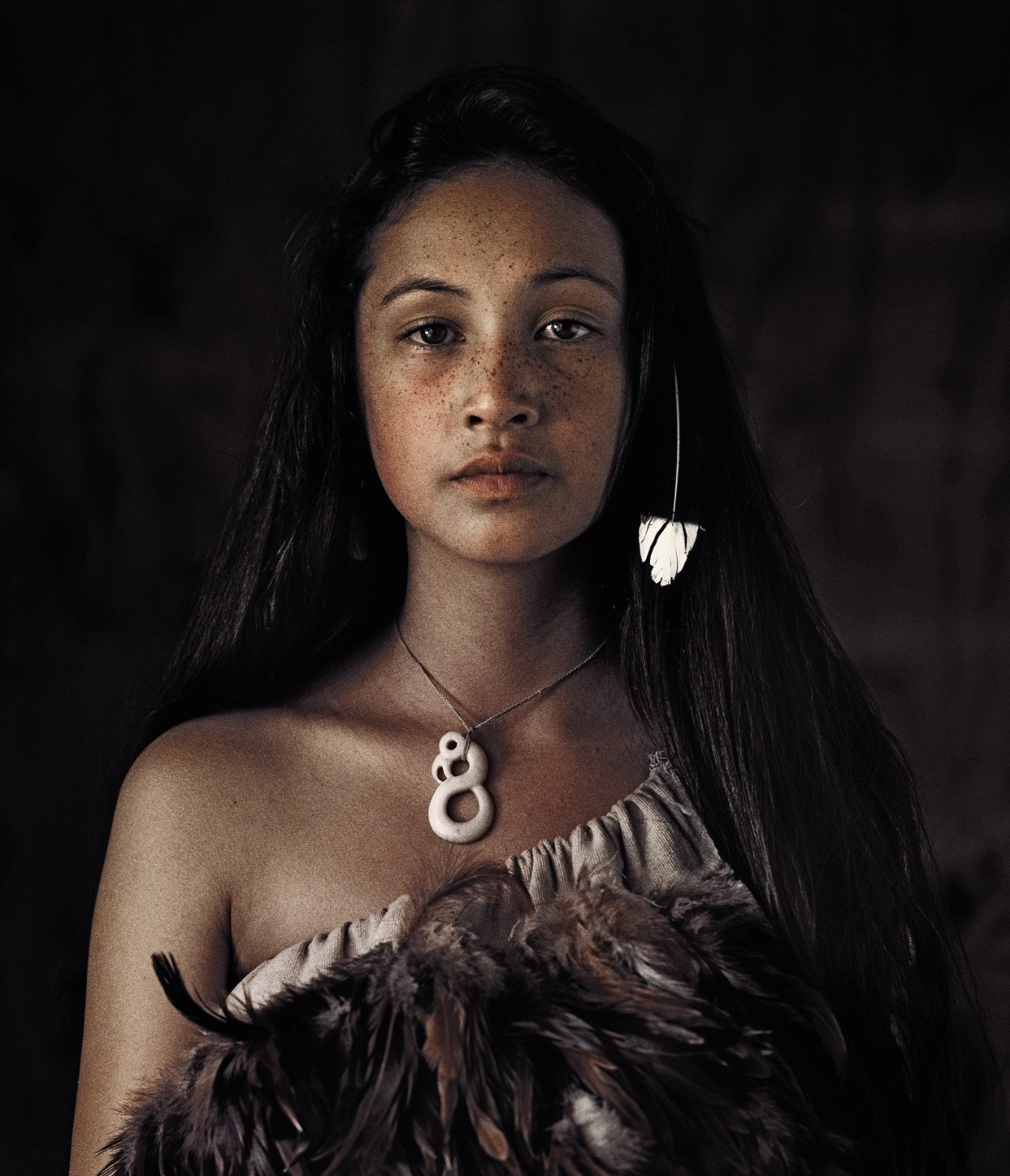 Maori of New ZealandClick image to view more.