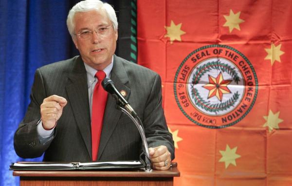 Cherokee Nation Principal Chief Bill John Baker