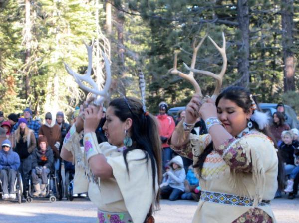 Eagle Wing DancersSierra Sun