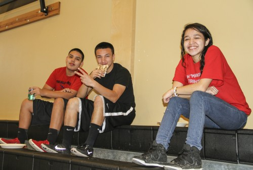 The Don Hatch Youth Center will be available to Tulalip youth, 13-17 years old. Photo/ Brandi N. Montreuil, Tulalip News
