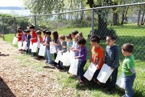Easter, Montessori - 2014