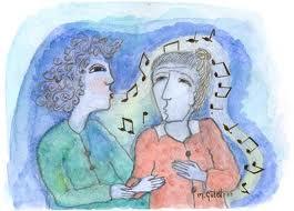 Photo: Alzeheimer disease, you and I.http://alzheimer-gcmrs.blogspot.com/2012/06/musica-arte-e-alzheimer.html