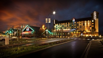 The Swinomish Casino & Lodge in Anacortes, Washington. Photo from Google+