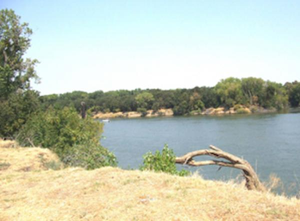 Courtesy of the California State Indian MuseumA view of the Sacramento River