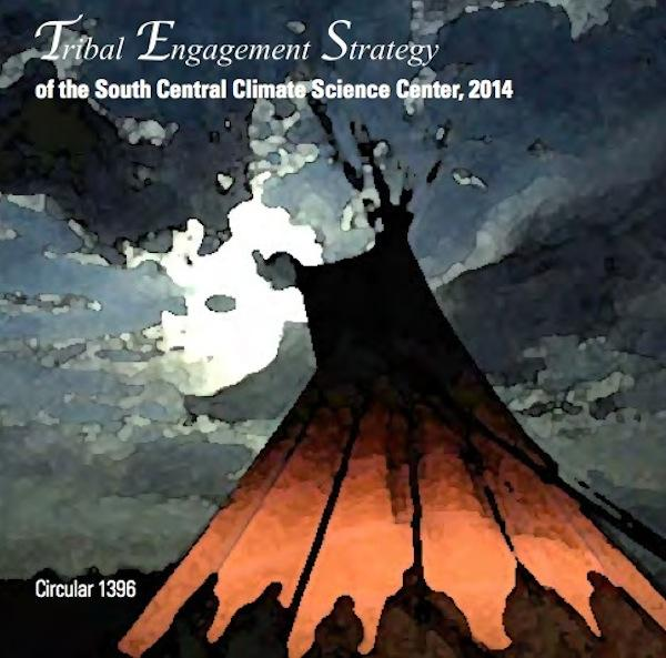USGSThe cover of the new circular on engaging with tribes on climate change, released by the U.S. Geological Survey.