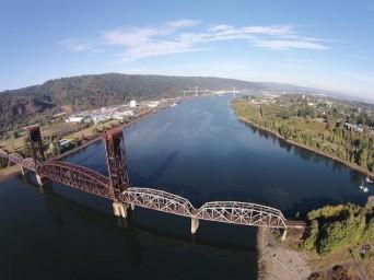 via Facebook Caption: Portland Harbor Superfund Site, Portland, Oregon.