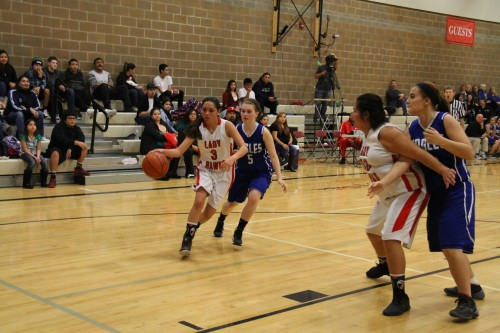 Lady Hawks vs Grace Academy_12-9-14_BNM _Tulalip News