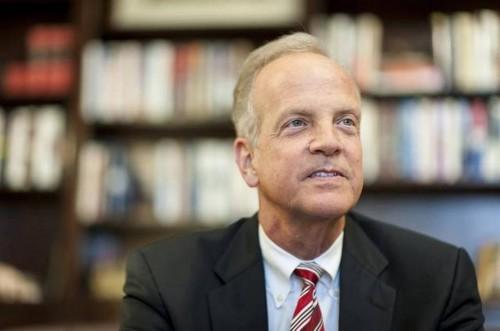 U.S. Sen. Jerry Moran, Pete Marovich - Pete Marovich/MCT