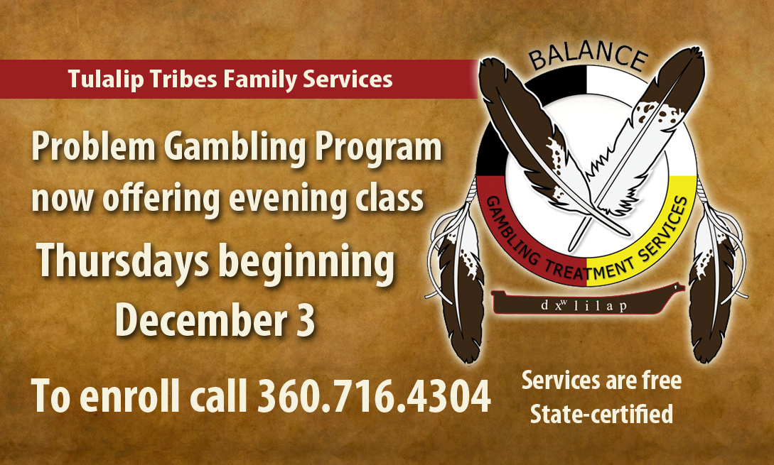 gambling evening class
