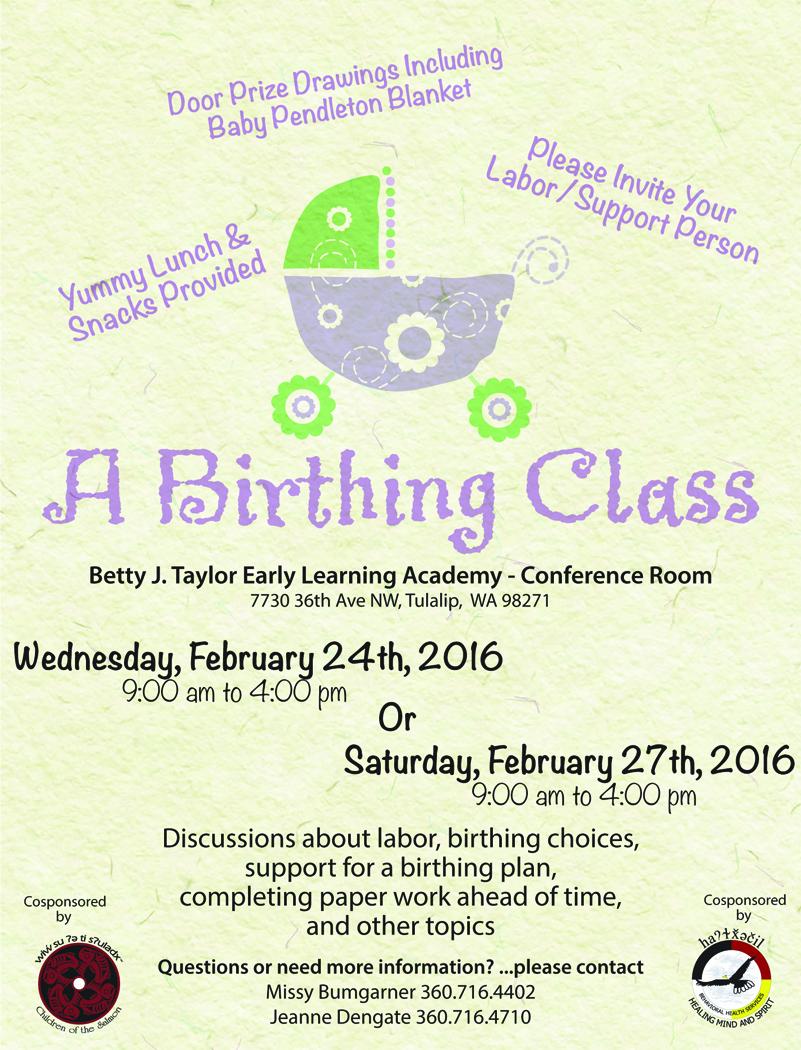 Birthing Class v6