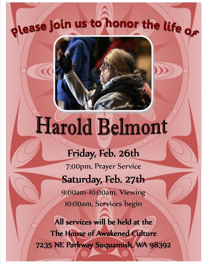 Harold Belmont