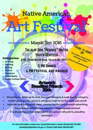Tulalip Art Festival