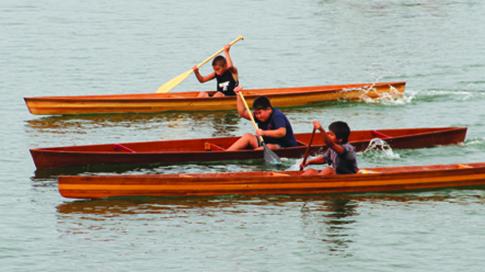 2015 War Canoe Races Photo/Niki Cleary, Tulalip News