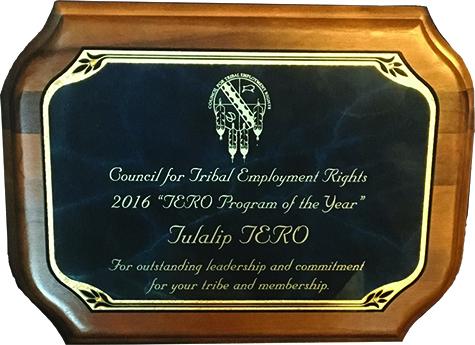 TERo award
