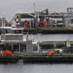 "The problem of ocean acidification ""is not going away,"" said Ian Jeffereds, general manager and co-owner of Penn Cove Shellfish."