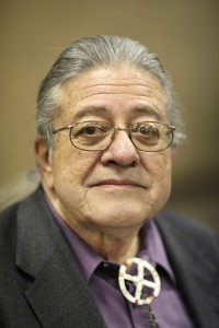 Bryan Brewer, Oglala Sioux Tribe President-Elect