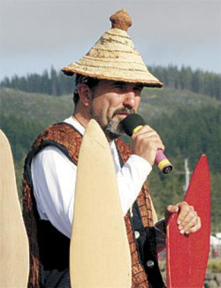 File photoSuquamish Chairman Leonard Forsman ... appointed by President Obama to the federal Advisory Council on Historic Preservation.