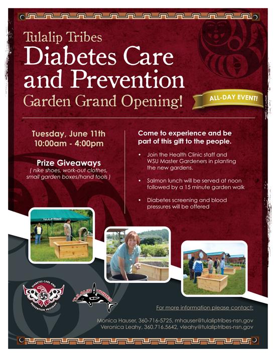 Diabetes Garden Opening RUSH_forEmailing