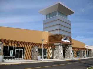 M.L. Dehm / For The Herald Business JournalThe expansion to the Seattle Premium Outlets was designed to ensure a new promenade would meld with the original 2005 structures.