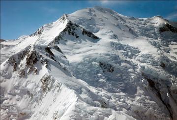 "Alaska's Denali or ""The High One."" Image-Public Domain"
