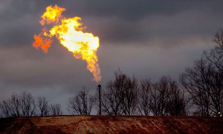 US domestic surveillance has targeted anti-fracking activists across the country. Photo: Les Stone/REUTERS