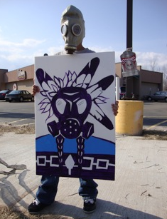 protester-with-gas-mask