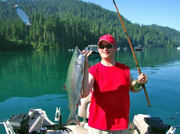 Baker Lake SockeyeSource; FishwithJD.com