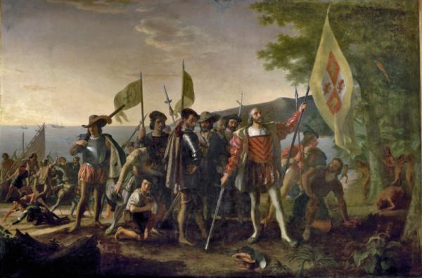 christopher-columbus-landing-1847