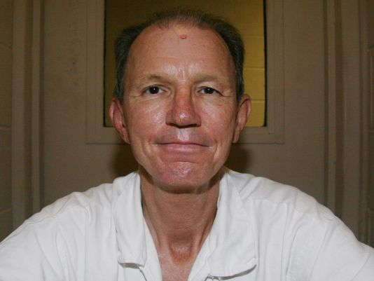 Texas prison inmate William Chance poses for a photo at the Texas Department of Criminal Justice Michael Unit on Oct 1.(Photo: Michael Graczyk, AP)