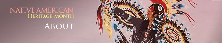 November is Native American MonthCredit Photo from Native American Month Webpage