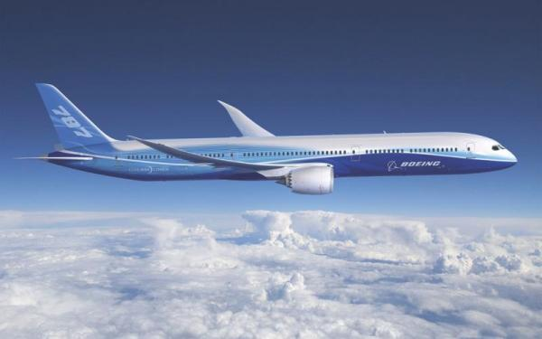 BoeingThe Boeing 787 Dreamliner. Boeing seeks Native business to partner with and Native students who could be potential Boeing employees.