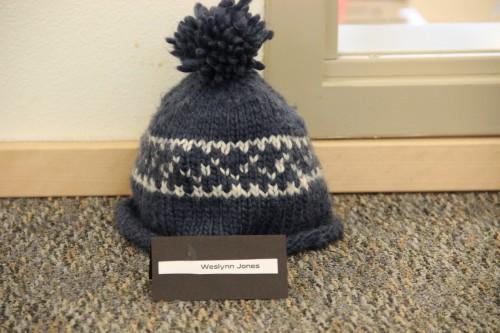 Weslynn Jones Knit Cap