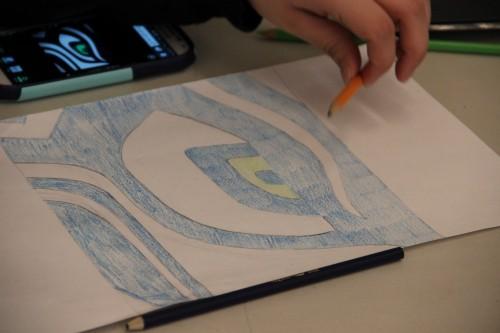 Seahawks Drawing