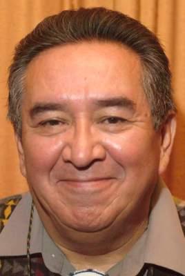 Yakama Nation Tribal Council Chairman Harry Smiskin
