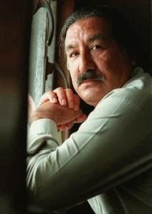 Leonard Peltier has been in prison for 37 years