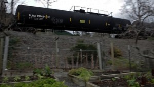 With more oil moving through Washington by train and other transportation modes, state lawmakers want oil companies to keep environmental regulators better informed. | credit: Katie Campbell | rollover image for more