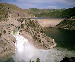 Arrowrock Dam, Idaho