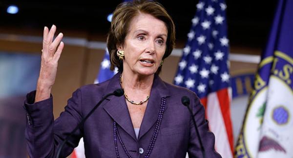House Minority Leader Nancy PelosiAssociated Press