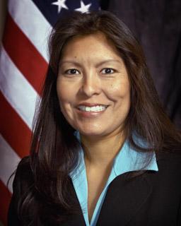 Hopi citizen Diane Humetewa