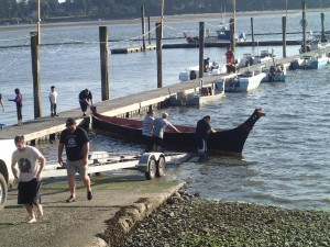 Canoe Practice