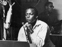 You can learn jazz appreciation from a computer. But you'll never learn how to be cool like Miles Davis.Getty Images, Hulton Archive