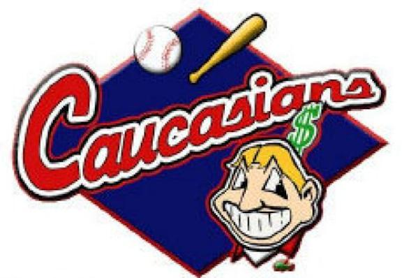 "Brian Kirby of Shelf Life Clothing in Cleveland designed the ""Caucasians"" logo T-shirt."