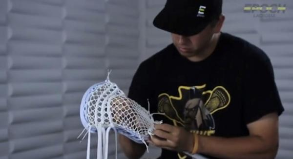 Epoch LacrosseTy Thompson becomes Epoch Lacrosse's first endorsed athlete