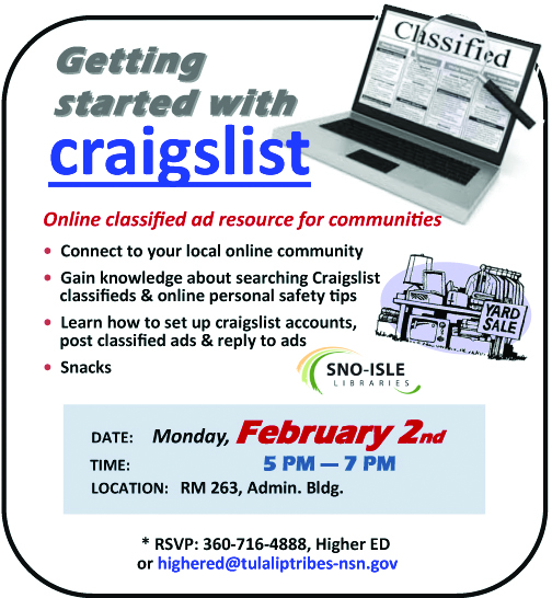Getting started with Craigslist 020215