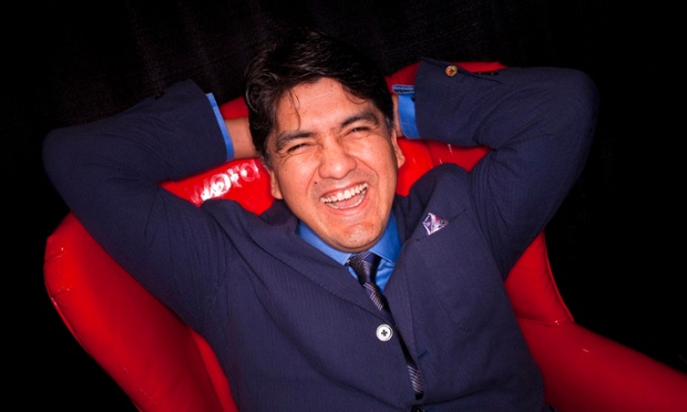 Anti-family, cultural insensitivity, drugs/alcohol/smoking, gambling, offensive language, sex education, sexually explicit, unsuited for age group, violence' ... Sherman Alexie. Photograph: Anthony Pidgeon/Redferns