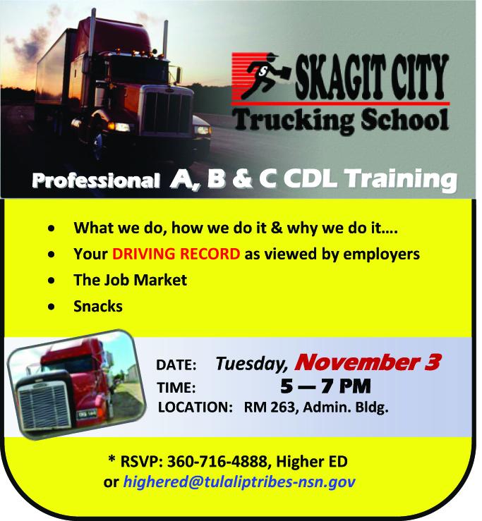Skagit City Trucking AD