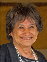Lorraine Loomis, a Swinomish tribal member, is chair of the Northwest Indian Fisheries Commission and fisheries manager for the Swinish Tribe.